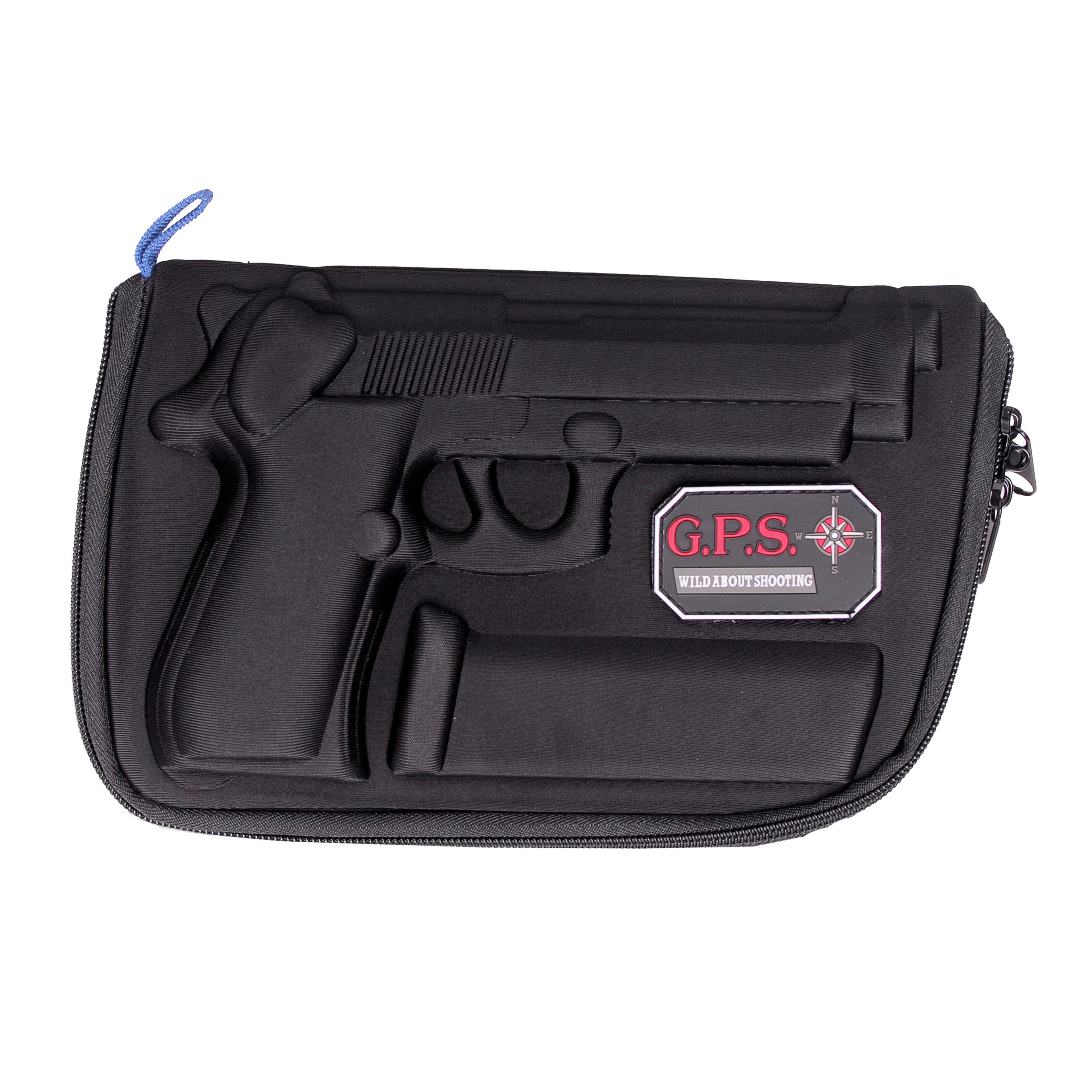 GPS Compression Molded Pistol Case - Beretta 92 96 Pistols