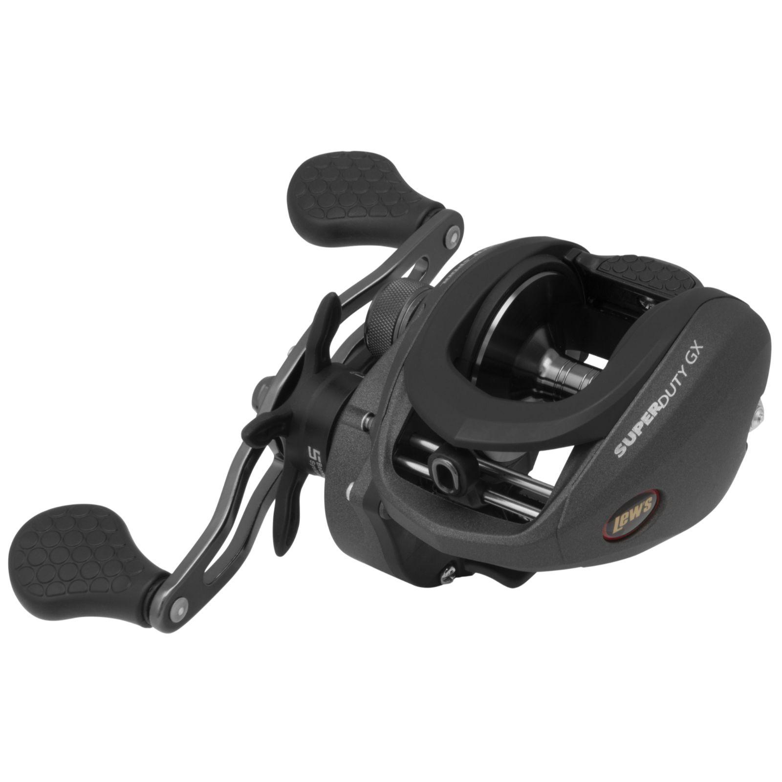 Lews Super Duty GX3 Speed Spool RH 6.5:1 Reel