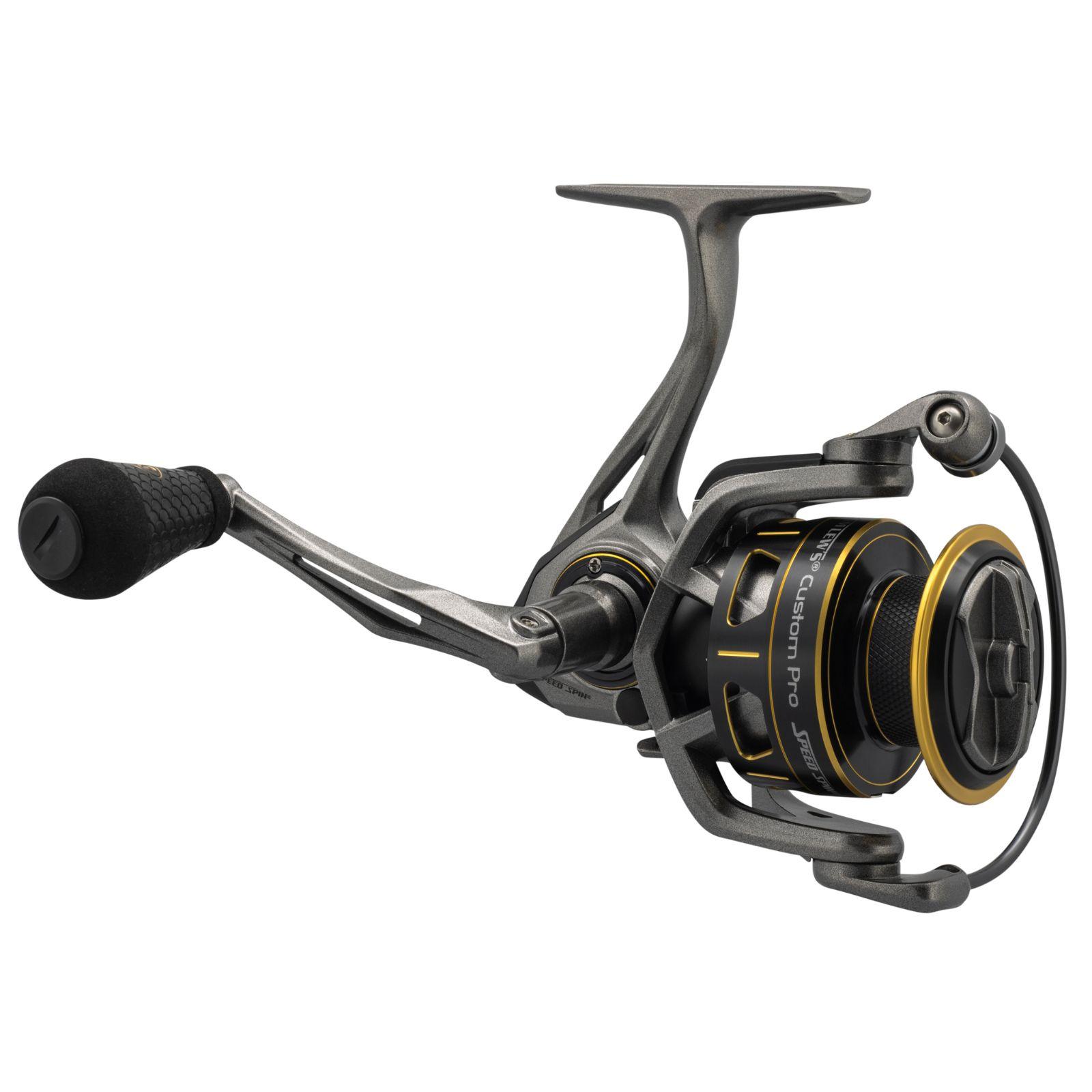 Lews Custom Pro Speed Spin Sz 1000 Reel