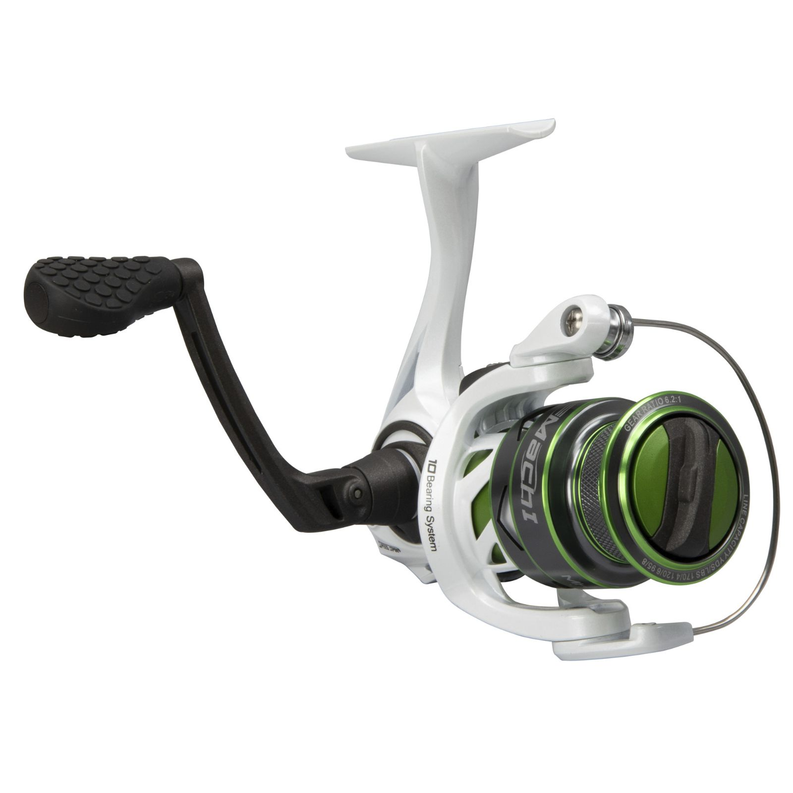 Lews MH100A Mach I Speed Spin Reel 6.2:1