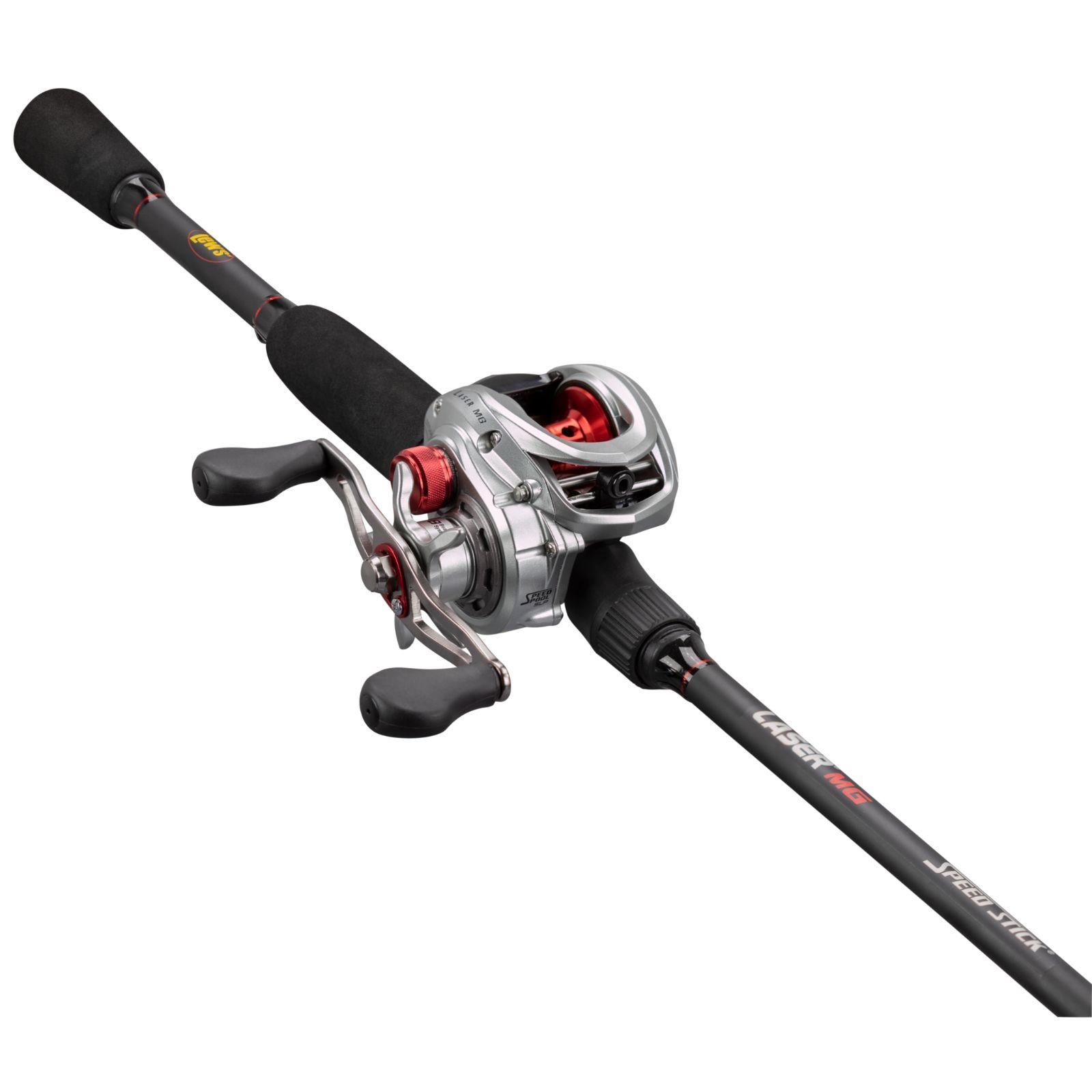 Lews Laser MG Speed Spool IM6 Combo 6ft 10in